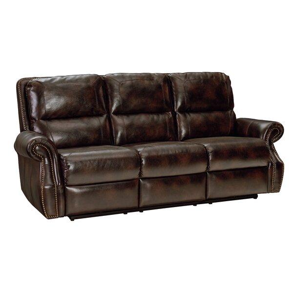 Bechtel Reclining Sofa by Alcott Hill