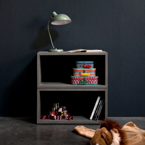 Dice Standard Bookcase By Lyon Beton
