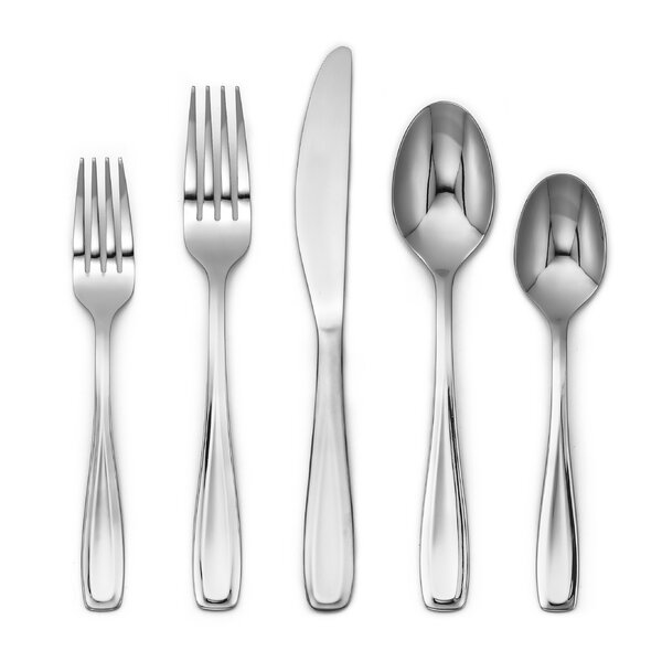 Waylen 60 Piece Flatware Set by Cambridge Silversmiths