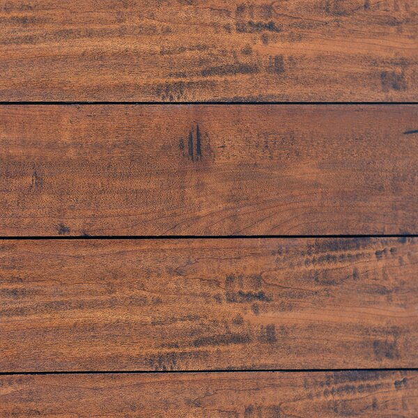 5 x 48 x 12.3mm  Laminate Flooring in Whiskey Sapele (Set of 22) by Serradon
