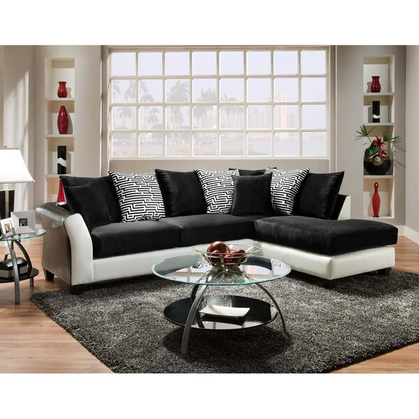 Dilorenzo Right Hand Facing Large Sectional By Latitude Run