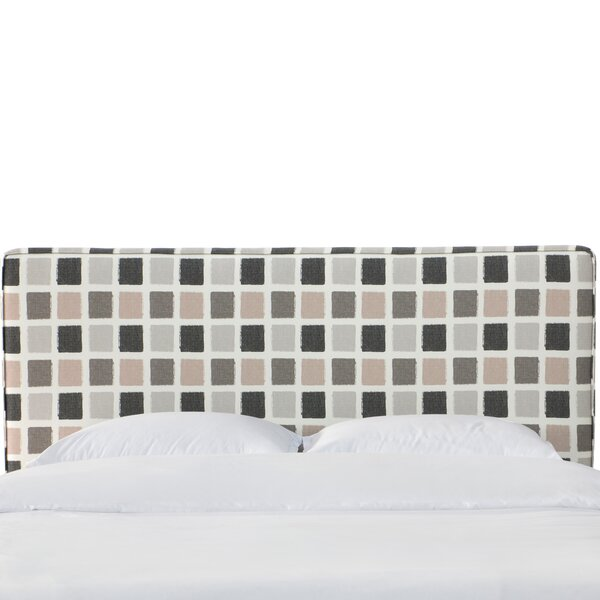 Thedford Upholstered Panel Headboard by Brayden Studio