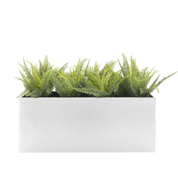Madiera Aluminum Planter Box by NMN Designs
