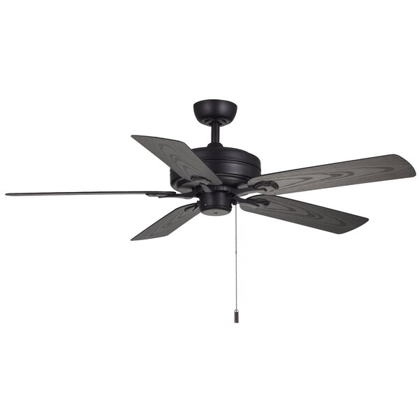 52 Claverton 5-Blade Ceiling Fan by Williston Forg