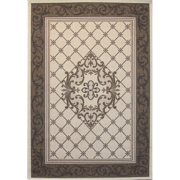 Roselyn Brown/Beige Area Rug by Astoria Grand