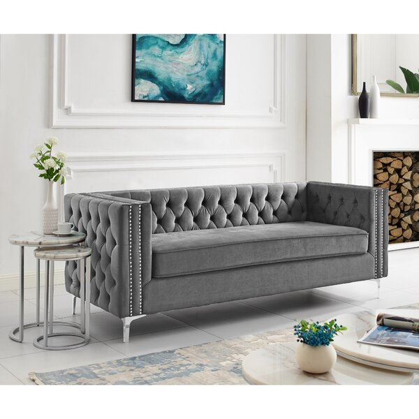 Online Order Kaufman Sofa by Everly Quinn by Everly Quinn
