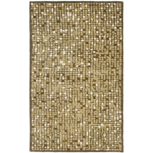 Martha Stewart Oolong Tea Green Area Rug by Martha Stewart Rugs