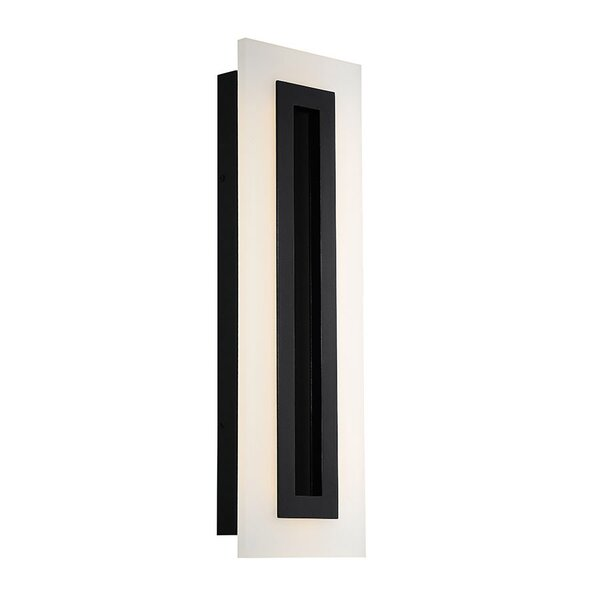 Shadow Outdoor Sconce by Modern Forms
