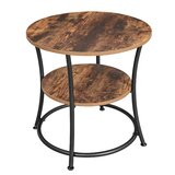 Rolande End Table with Storage by Millwood Pines