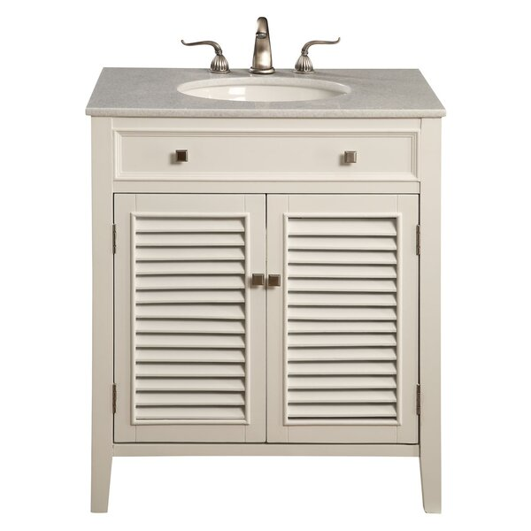 Miltonsburg 30 Single Bathroom Vanity Set by Andover Mills