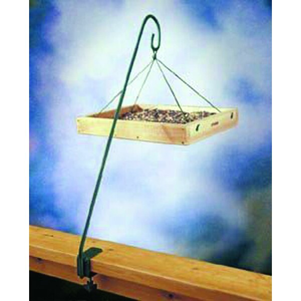 Deck Mount Bracket in Green by Audubon/Woodlink