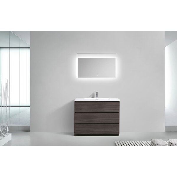 Riker 42 Single Bathroom Vanity Set by Orren Ellis