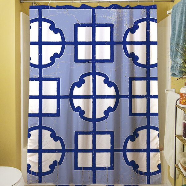 Atherstone II Shower Curtain by Red Barrel Studio