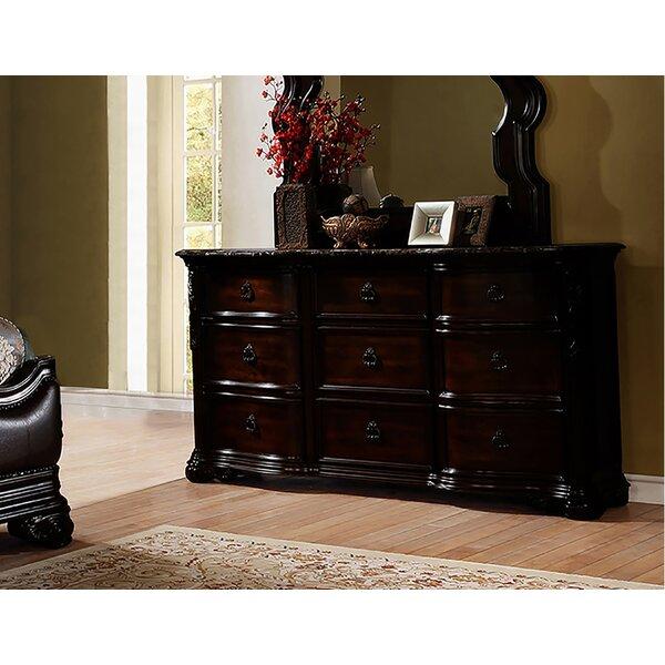 Kace 9 Drawer Dresser by Astoria Grand