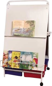 Baby Folding Book Display with Trays by Best-Rite®