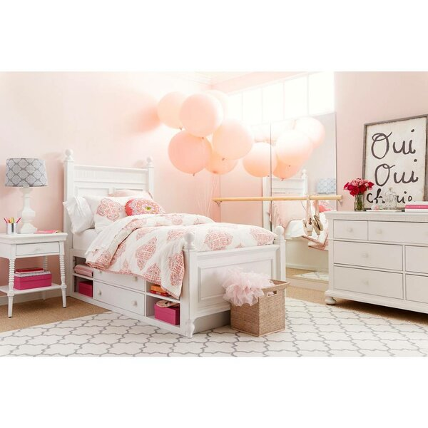 Smiling Hill Panel Configurable Bedroom Set by Stone & Leigh™ by Stanley Furniture