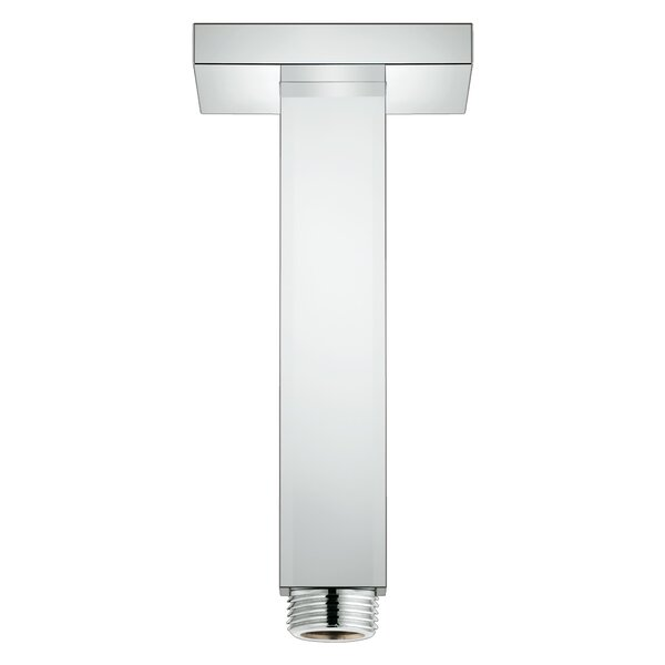 Eurocube 6 Ceiling Shower Arm by Grohe