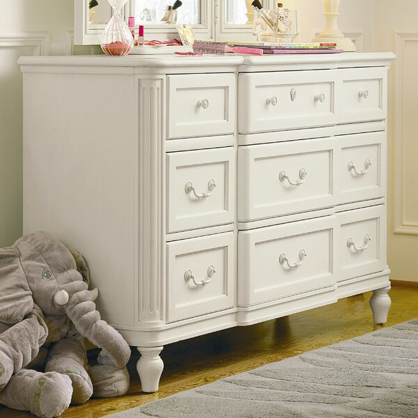 Marci 8 Drawer Wood Dresser by Greyleigh