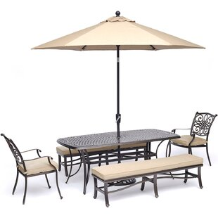 Rhynes Traditions 5 Piece Dining Set By Astoria Grand