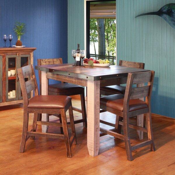 Delphine 5 Piece Pub Table Set by Gracie Oaks