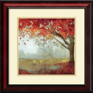 'A Sense of Space I' by Asia Jensen Framed Painting Print by Amanti Art