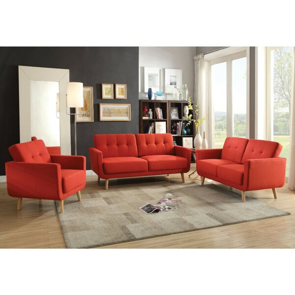 Fresh Collection Ladner Sofa by Wrought Studio by Wrought Studio