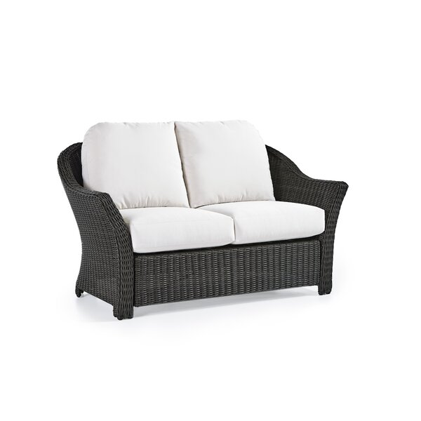 Losh Loveseat by Rosecliff Heights