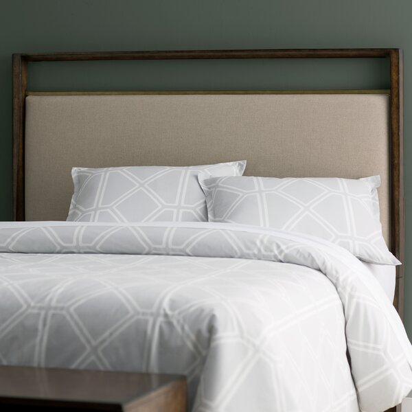 Copper Canyon Upholstered Panel Headboard by Langley Street