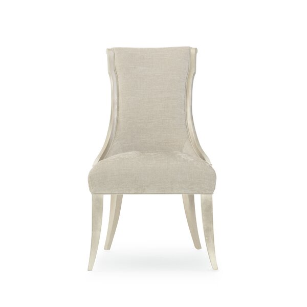 Avondale Upholstered Dining Chair by Caracole Compositions Caracole Compositions