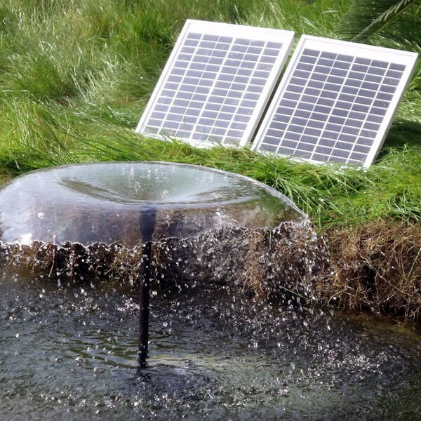 Allport Solar Pump by Freeport Park