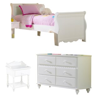 Portia Sleigh Configurable Bedroom Set By Viv + Rae