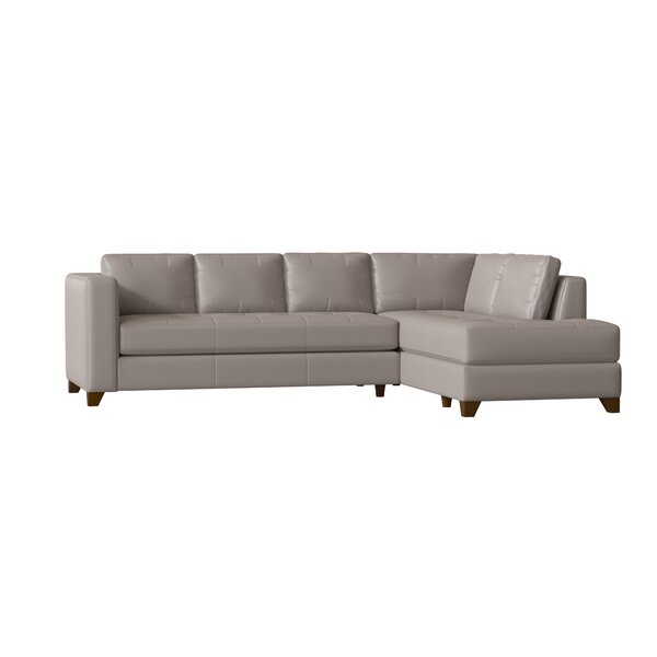 Arlen 120-inch Sectional by Palliser Furniture Palliser Furniture