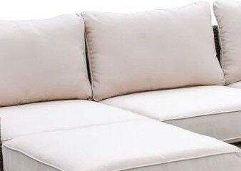 Indoor/Outdoor Sofa Cushion by Darby Home Co