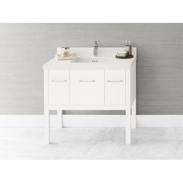 Calabria 36 Single Bathroom Vanity Set by Ronbow
