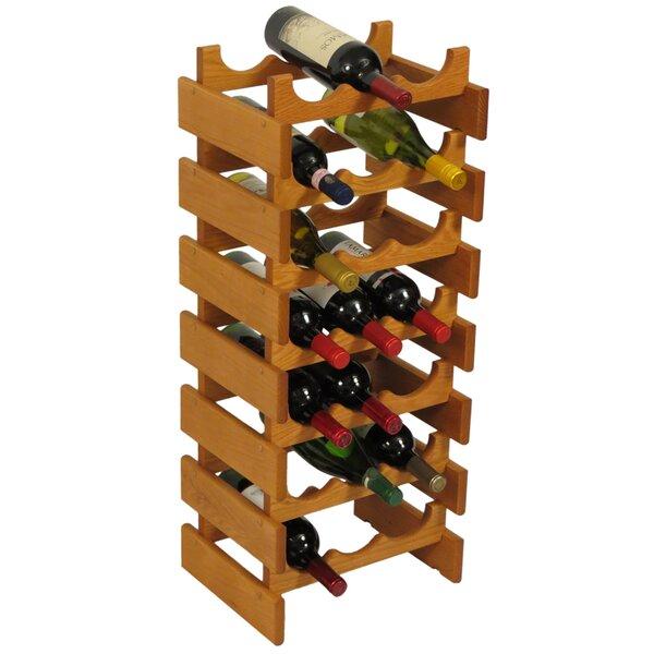 Geis 21 Bottle Floor Wine Bottle Rack by Symple Stuff Symple Stuff