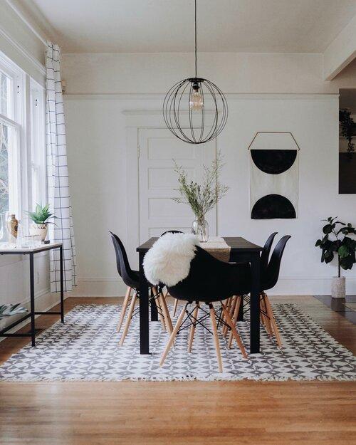 Shop this Room - Modern Dining Room Design