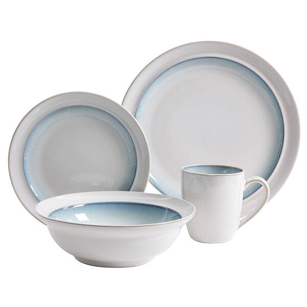 Aya 16 Piece Dinnerware Set, Service for 4 by Highland Dunes