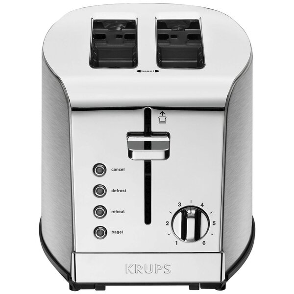 2 Slice Toaster by Krups