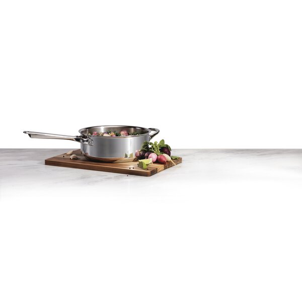 Review 《 D3 Stainless Steel Saucepan With Lid By All