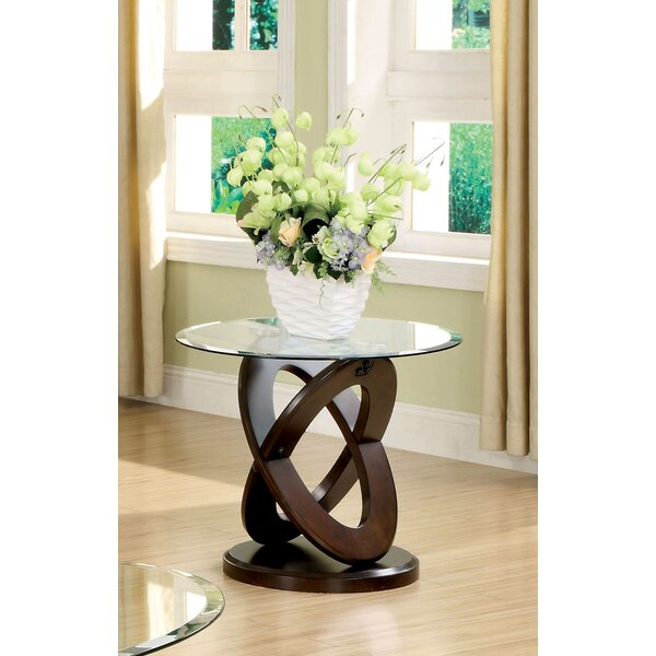 Alexa End Table by Hokku Designs