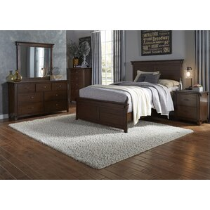 Batten Panel Configurable Bedroom Set by Darby Home Co