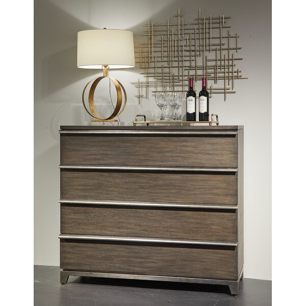 4 Drawer Dresser by Stanley Furniture