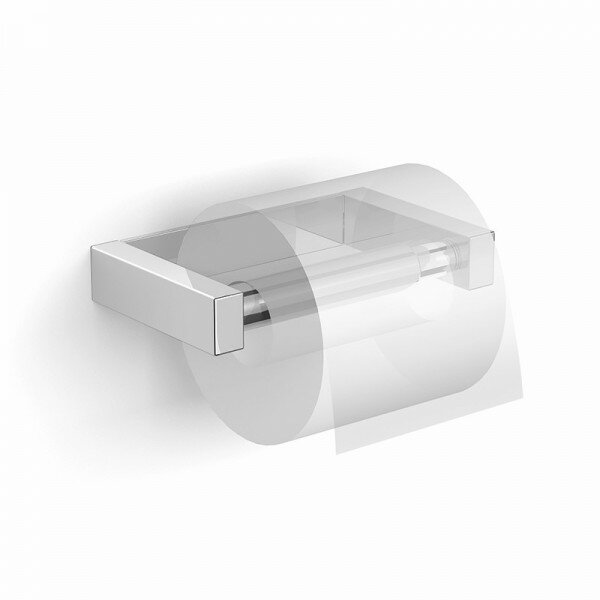 Sereniti Double Post Wall Mounted Toilet Paper Holder