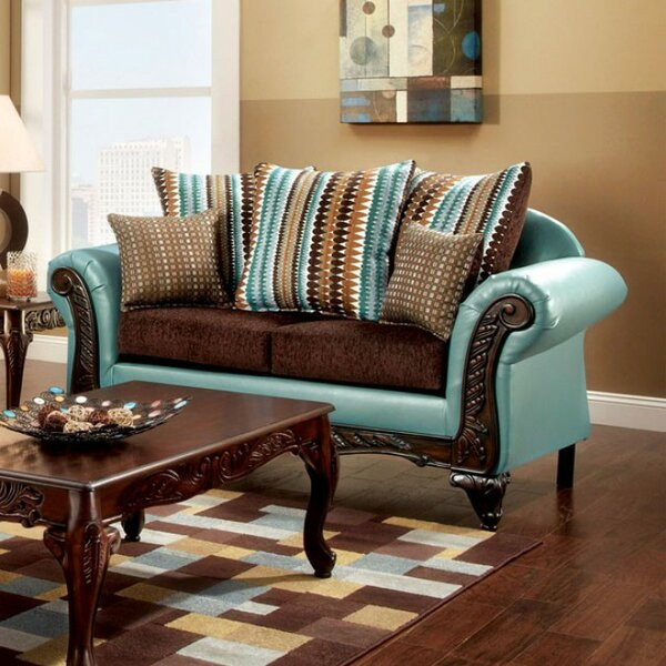 Dashing Style Douglas Loveseat by Astoria Grand by Astoria Grand
