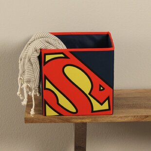 Superman Toy Box ByEverything Mary
