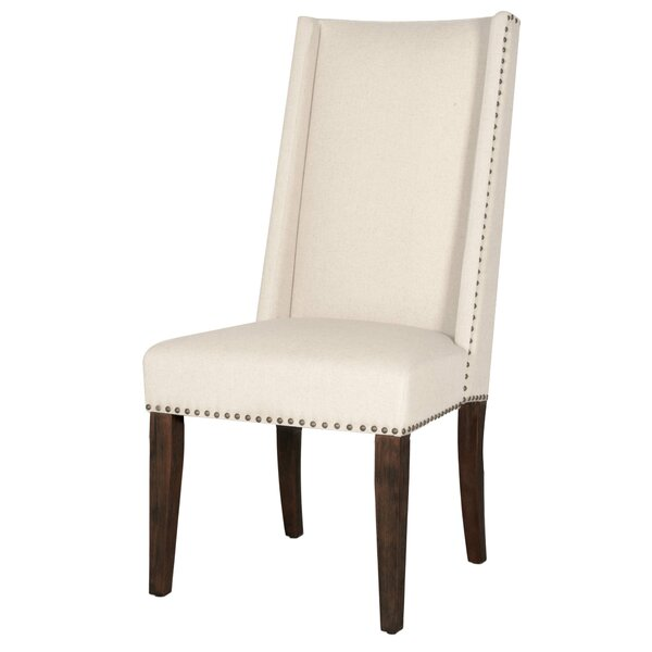 Choi Upholstered Dining Chair (Set Of 2) By Rosecliff Heights Rosecliff Heights