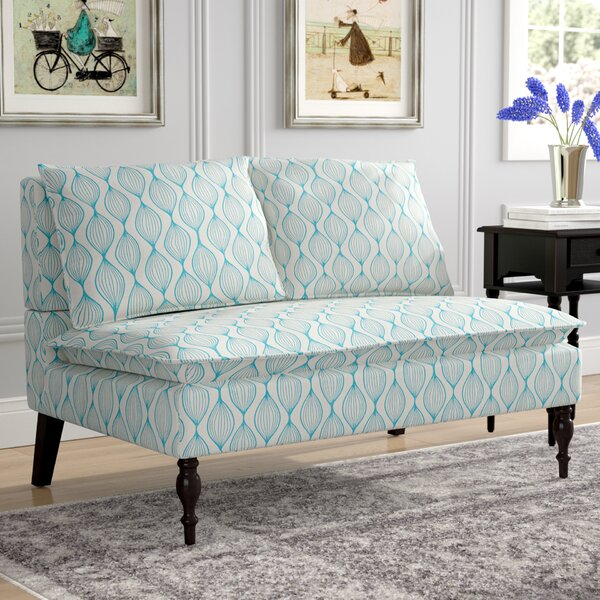 Hofmann Loveseat by Charlton Home
