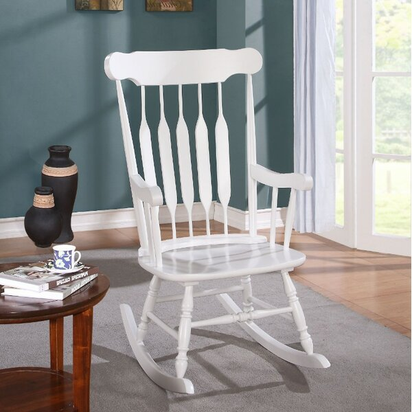 Gaelle Rocking Chair By Highland Dunes