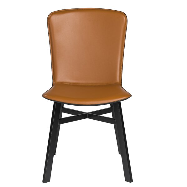 Ameswood Upholstered Dining Chair (Set of 2) by Foundry Select