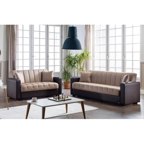 Rhudy 2 Piece Living Room Set By Latitude Run